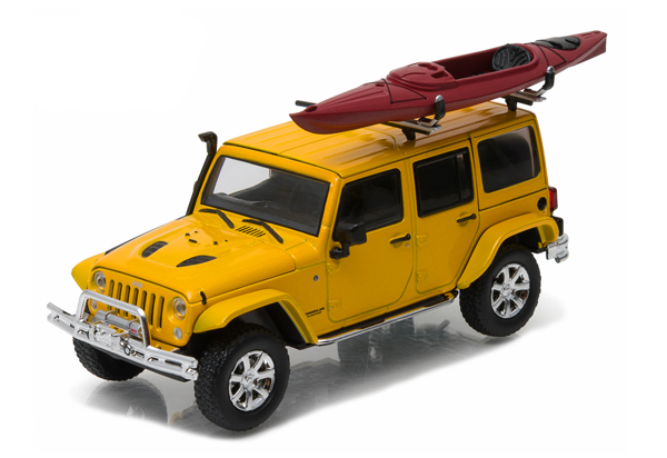 86081 - Greenlight 2016 Jeep Wrangler Unlimited