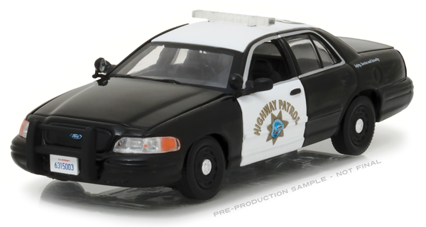 86086 - Greenlight California Highway Patrol 2008 Ford Crown