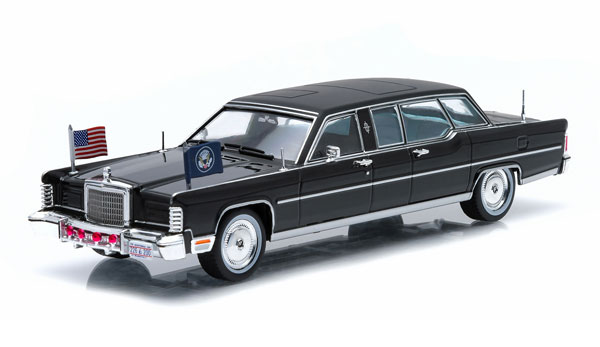 86110-B - Greenlight 1972 Lincoln Continental Gerald R Ford