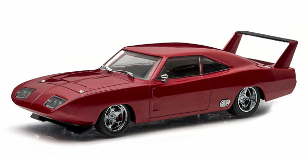 86221 - Greenlight Diecast 1969 Custom Dodge Charger Daytona Fast and