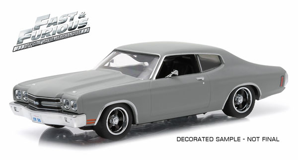 86227 - Greenlight Doms 1970 Chevy Chevelle SS