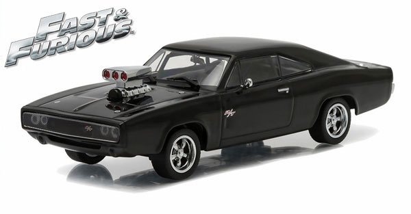 86228 - Greenlight Doms 1970 Dodge Charger Fast Five