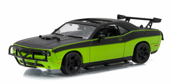 86230 - Greenlight Lettys Dodge Challenger R_T Furious 7