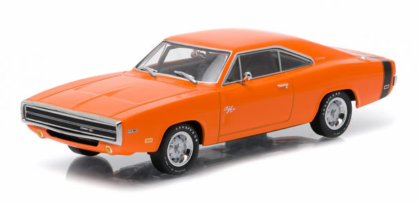 86302 - Greenlight Diecast 1970 Dodge Charger R_T