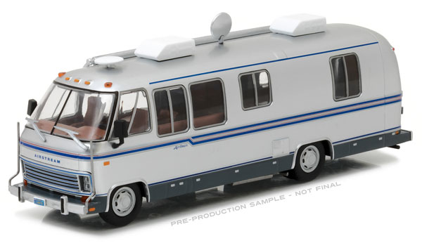 86312 - Greenlight Diecast 1981 Airstream Excella 280 Turbo Motorhome New
