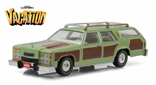 86451 - Greenlight 1979 Family Truckster Wagon Queen National
