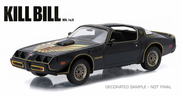 86452 - Greenlight 1979 Pontiac Firebird Trans Am Kill