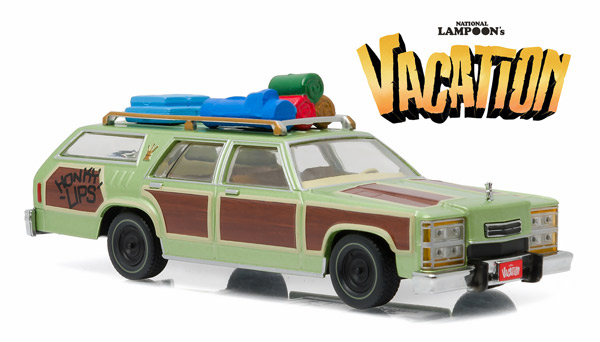 86482 - Greenlight 1979 Family Truckster Wagon Queen Honky