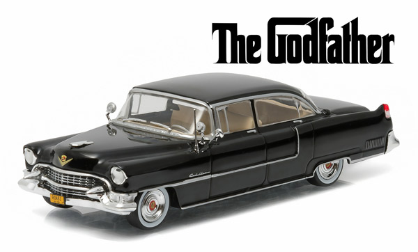 86492 - Greenlight 1955 Cadillac Fleetwood Series 60 Special