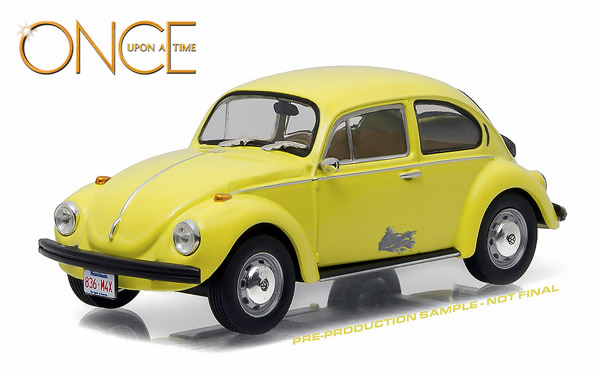 86494 - Greenlight Emmas Volkswagen Beetle Once Upon a