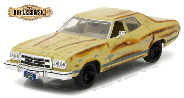 86495 - Greenlight The Dudes 1973 Ford Gran Torino
