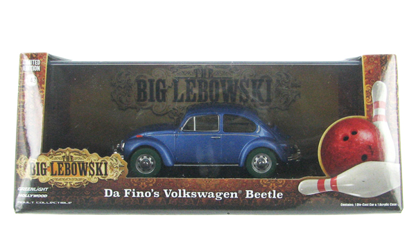 86496-SP - Greenlight Da Finos Volkswagen Beetle