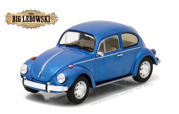 86496 - Greenlight Da Finos Volkswagen Beetle