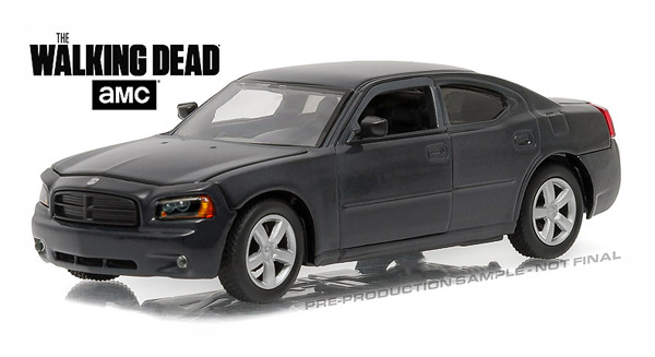86505-X - Greenlight Daryl Dixons 2006 Dodge Charger Police