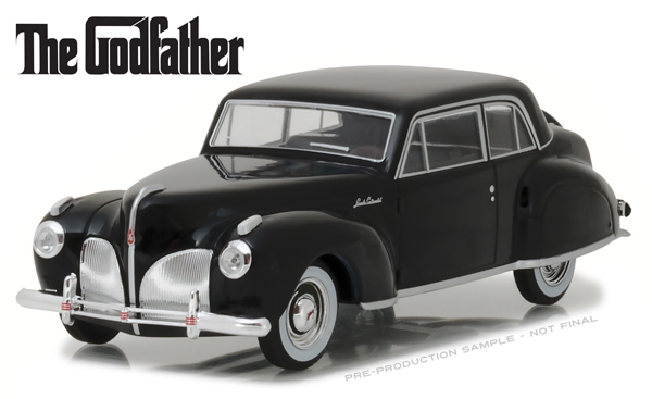 86507 - Greenlight Diecast 1941 Lincoln Continental