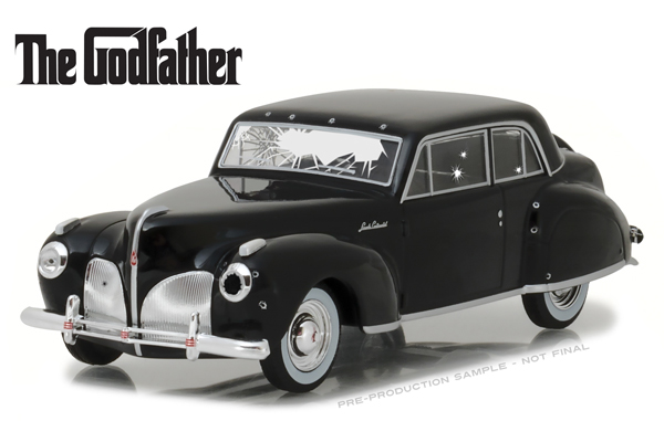 86511 - Greenlight 1941 Lincoln Continental