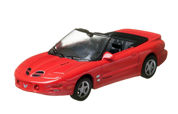 96090-B - Greenlight Motor World Series 9 1999 Pontiac