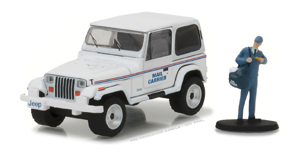 97010-D - Greenlight United States Postal Service USPS 1991