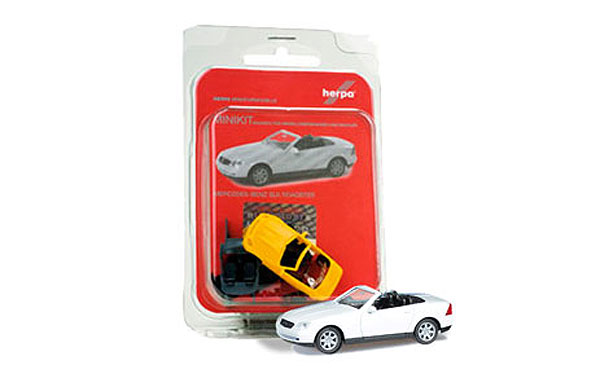 012180 - Herpa Mercedes Benz SLK Roadster