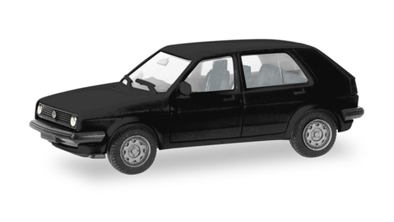 012195 - Herpa Volkswagen Golf II 4 Door