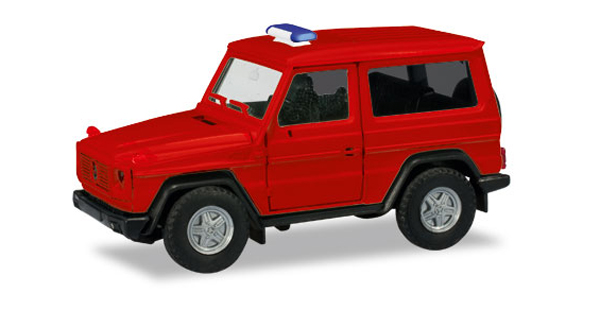013086 - Herpa Mercedes Benz G Series