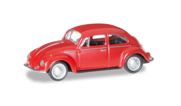 022361 - Herpa Model 1969 Volkswagen Beetle