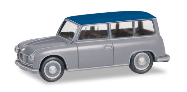 027656GY - Herpa Model Awz P 70 Station Wagon
