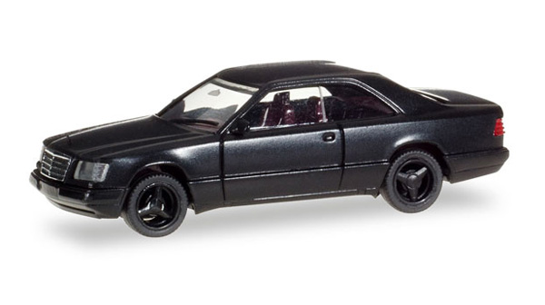 028813 - Herpa Mercedes Benz E 320 Coupe