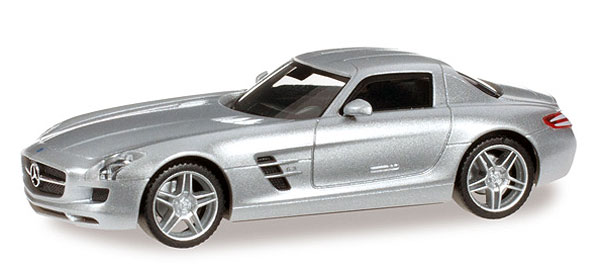 034411 - Herpa Model Mercedes Benz SLS AMG Coupe