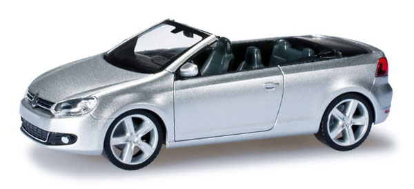 034869-X - Herpa Volkswagen Golf Convertible MODEL IS MINT