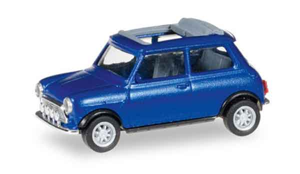 038591 - Herpa Mini Cooper Open Top