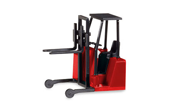 053860 - Herpa Forklift with Trailer Bumper high quality
