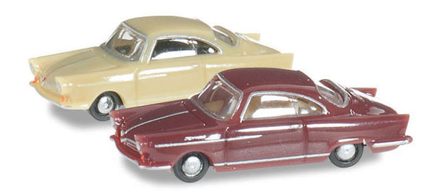065759 - Herpa Model NSU Sport Prinz Set of Two