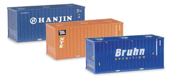 076661 - Herpa 20 Container Set