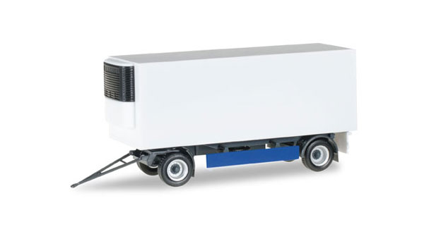 076777 - Herpa Model 2 Axle Reefer Trailer Only High Quality