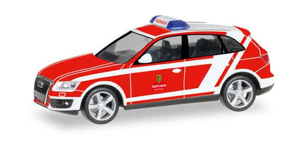 092371 - Herpa Fire Chief Audi Q 5 SUV