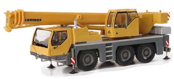 150231 - Herpa Liebherr LTM 1045 Mobile Crane All