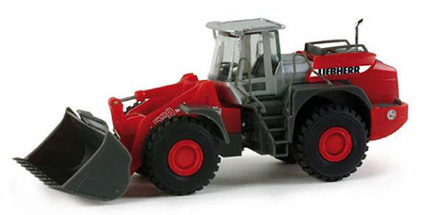 158183 - Herpa Liebherr L580 Wheel Loader All or