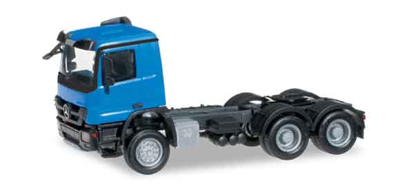 158291 - Herpa Mercedes Benz Actros All Wheel Drive