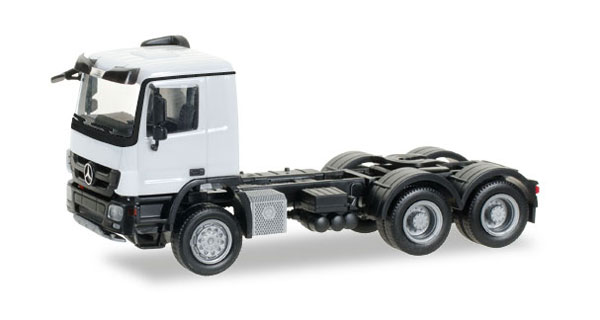158299 - Herpa Mercedes Benz Actros M All Wheel