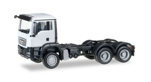 158305 - Herpa MAN TGS M All Wheel Drive