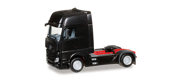 159173BK - Herpa Mercedes Actros Giga Space 2011 Tractor