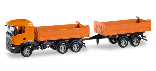 306034 - Herpa Model Scania R Tractor
