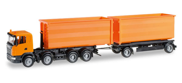 306041 - Herpa Model Scania R Tractor
