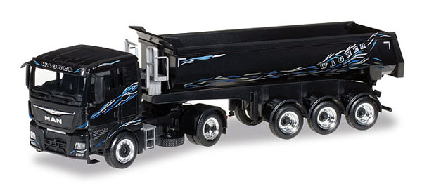 306218 - Herpa Wagner MAN TGX Tractor