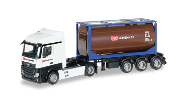 306911 - Herpa Model DB Schenker Mercedes Benz Streamspace
