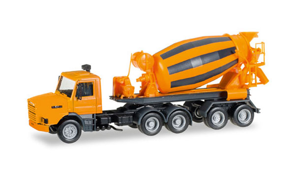 307062 - Herpa Scania 142 Hauber Cement Mixer High