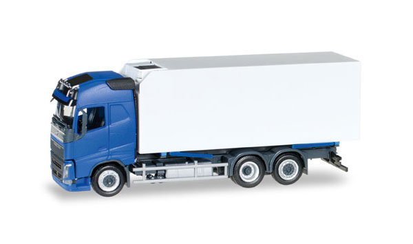 307079 - Herpa Volvo FH GL Refrigerated Box Truck