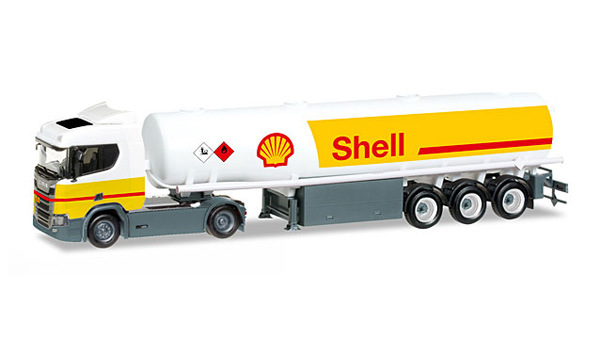 307611 - Herpa Model Shell Scania CR 20 ND