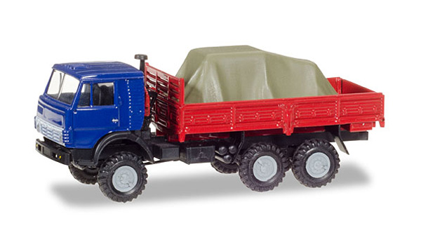 307635 - Herpa Flatbed Truck